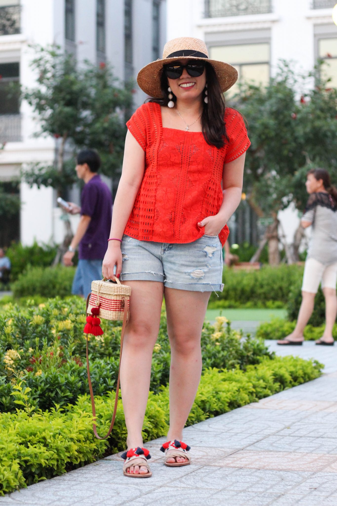 Red Hot Vietnam & My Favorite Podcasts by popular New York style blogger Live Laugh Linda