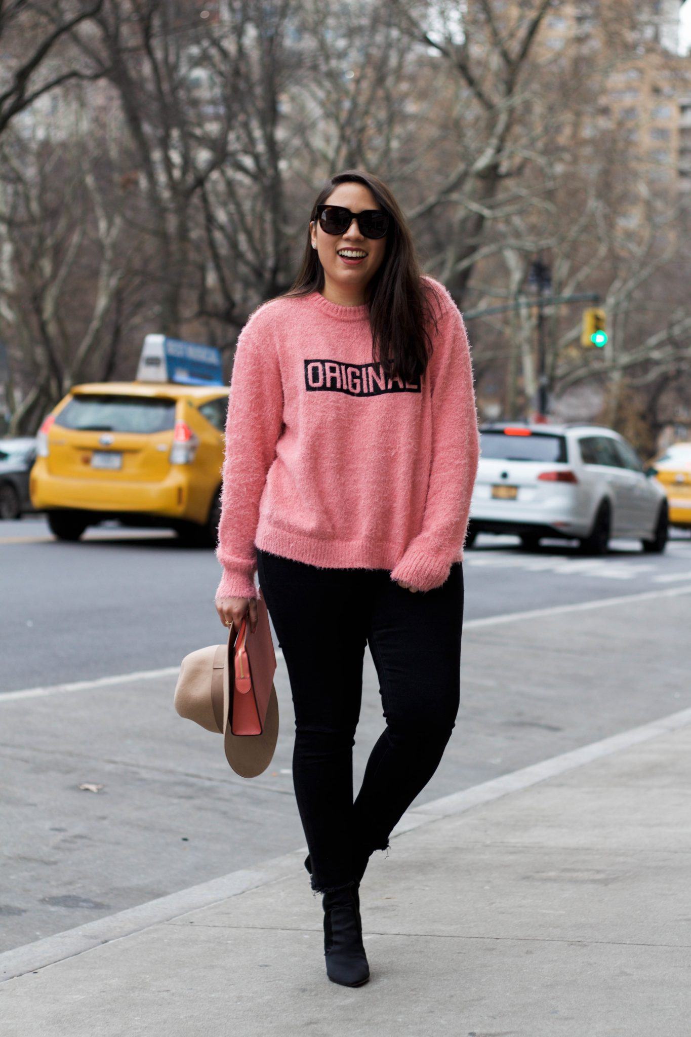 My 2018 New Years Goals by popular NYC fashion blogger Live Laugh Linda