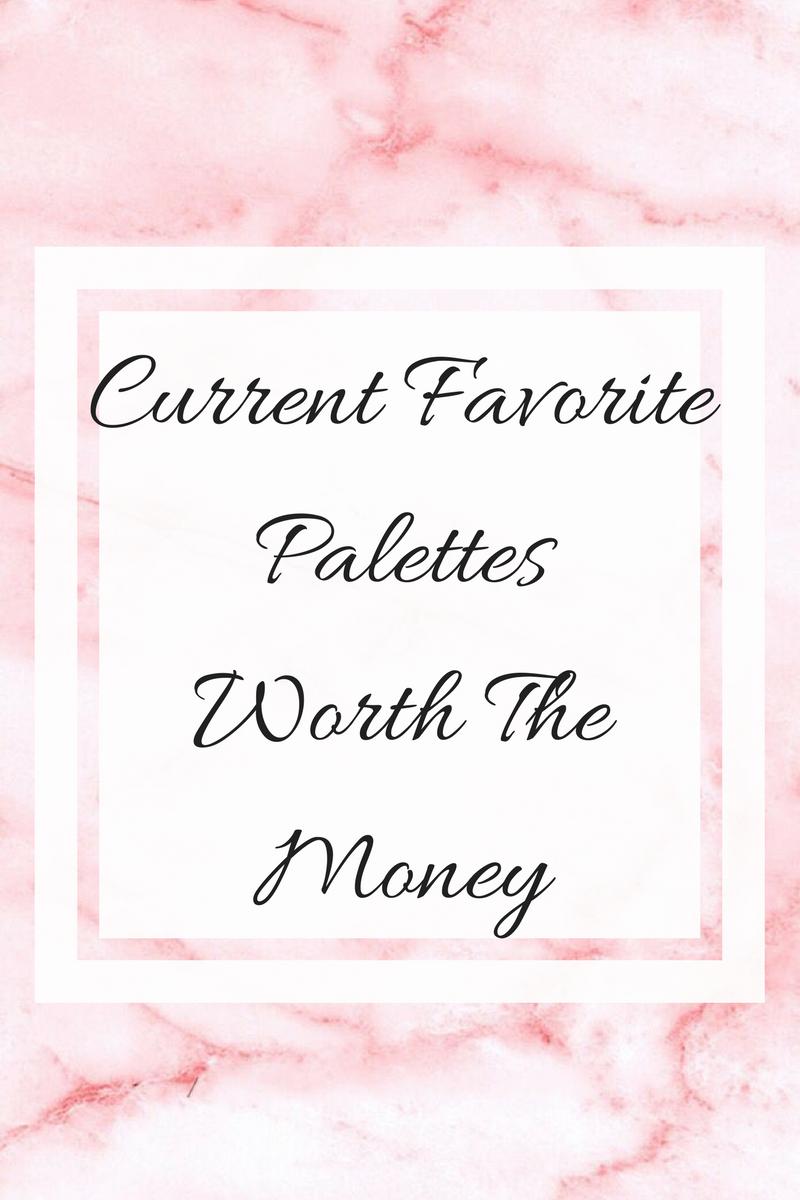 Best Eyeshadow Palettes Worth The Money by popular New York style blogger Live Laugh Linda