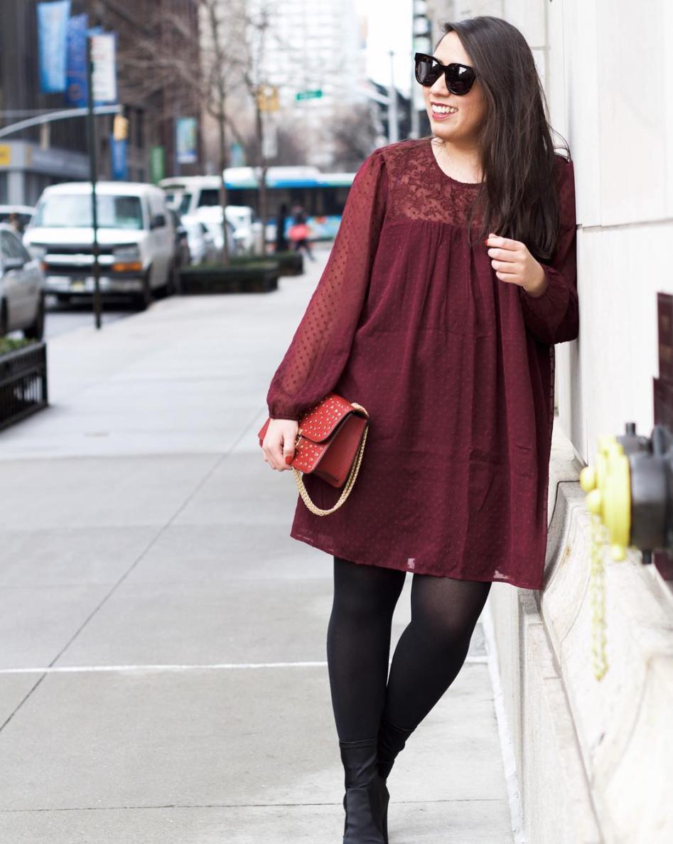 January Instagram Fashion Round-Up by popular New York fashion blogger Live Laugh Linda