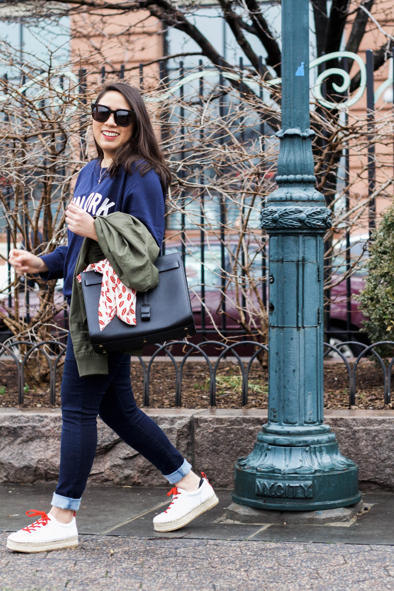 What It's Really Like Living In New York City by popular New York blogger Live Laugh Linda