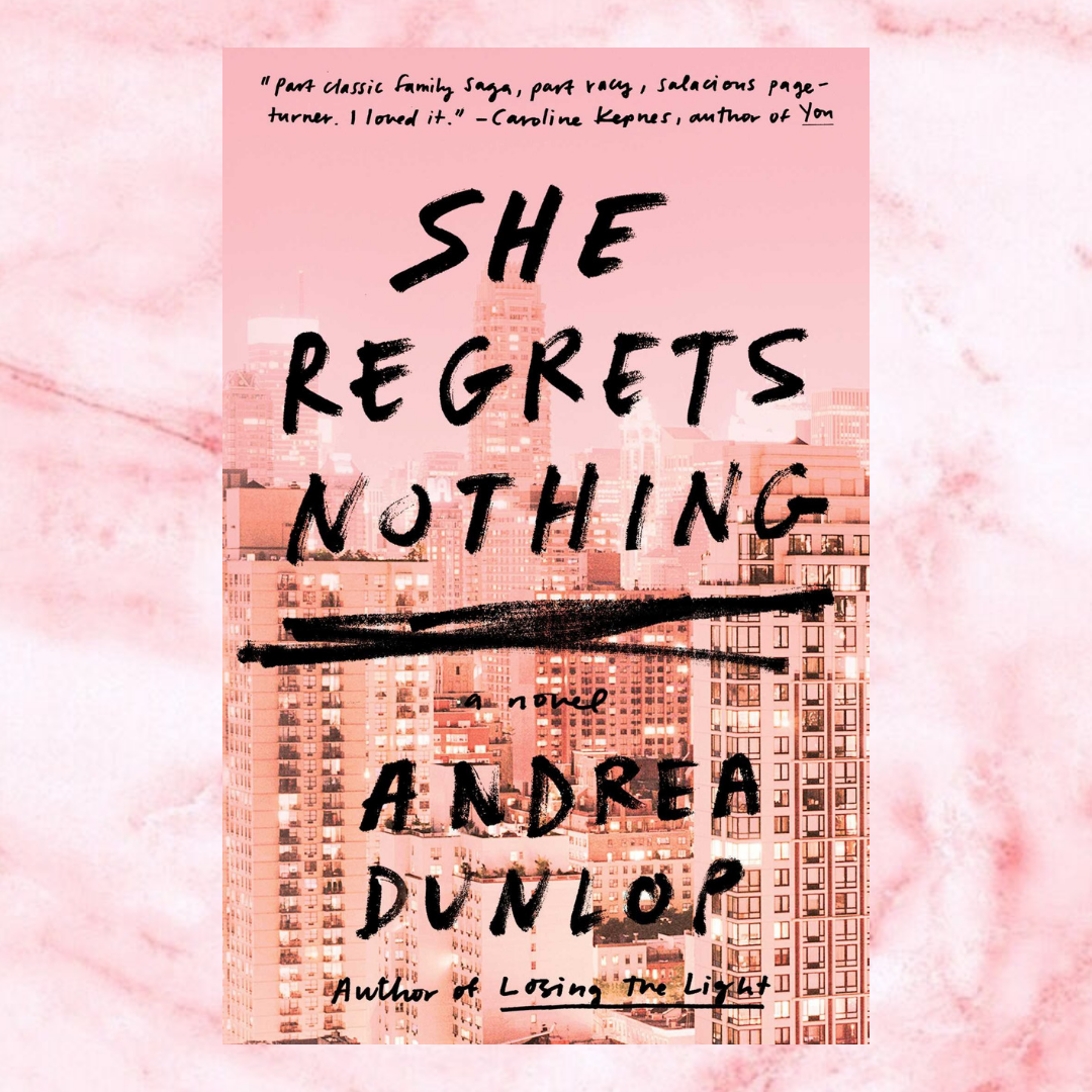 She Regrets Nothing | Favorite Books | Read and Review Vol. 2 featured by top New York lifestyle blog Live Laugh Linda