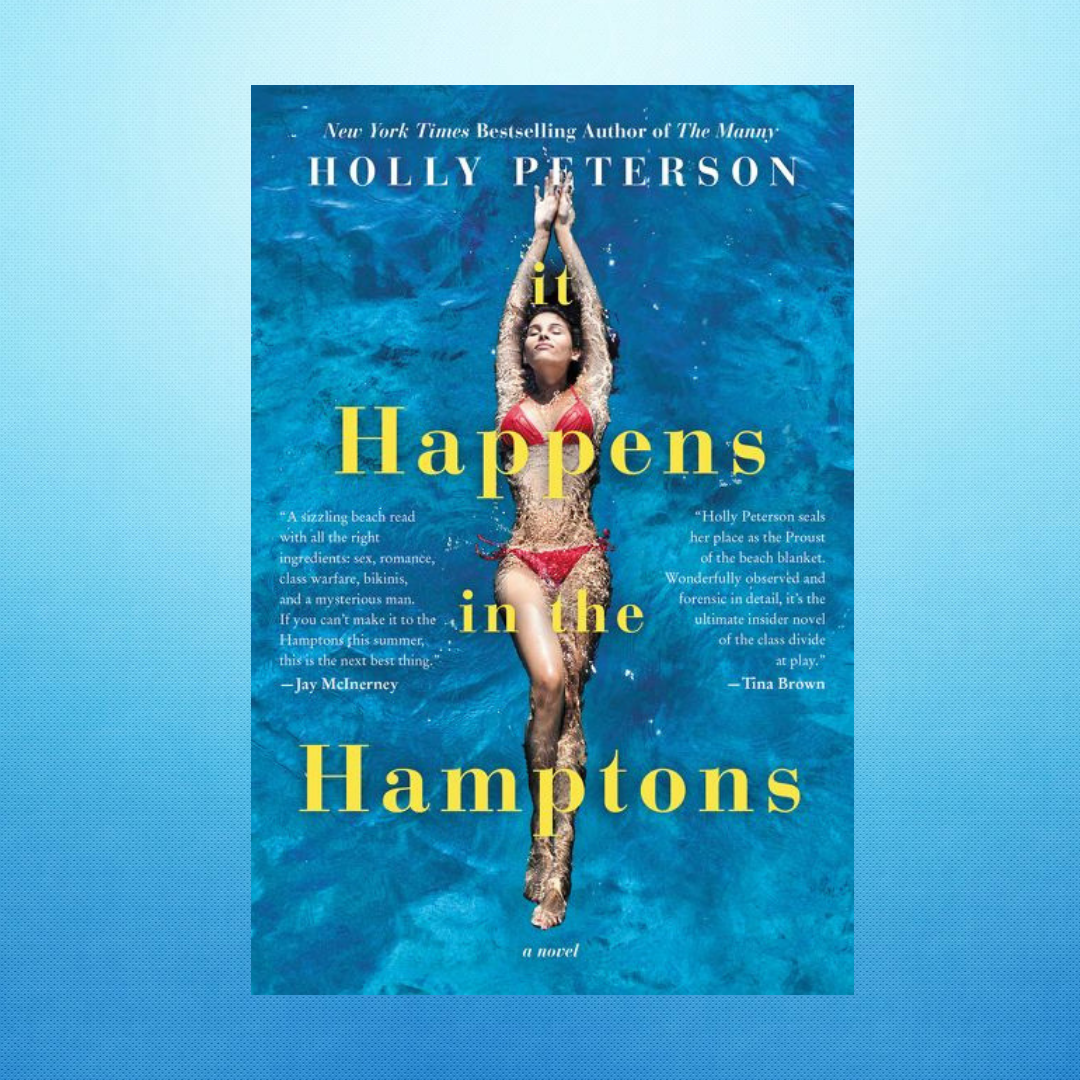 It Happens in the Hamptons | Favorite Books | Read and Review Vol. 2 featured by top New York lifestyle blog Live Laugh Linda