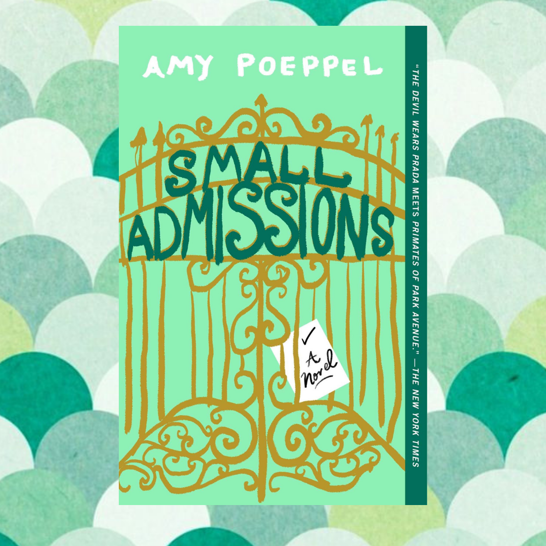 Small Admissions | Favorite Books | Read and Review Vol. 2 featured by top New York lifestyle blog Live Laugh Linda