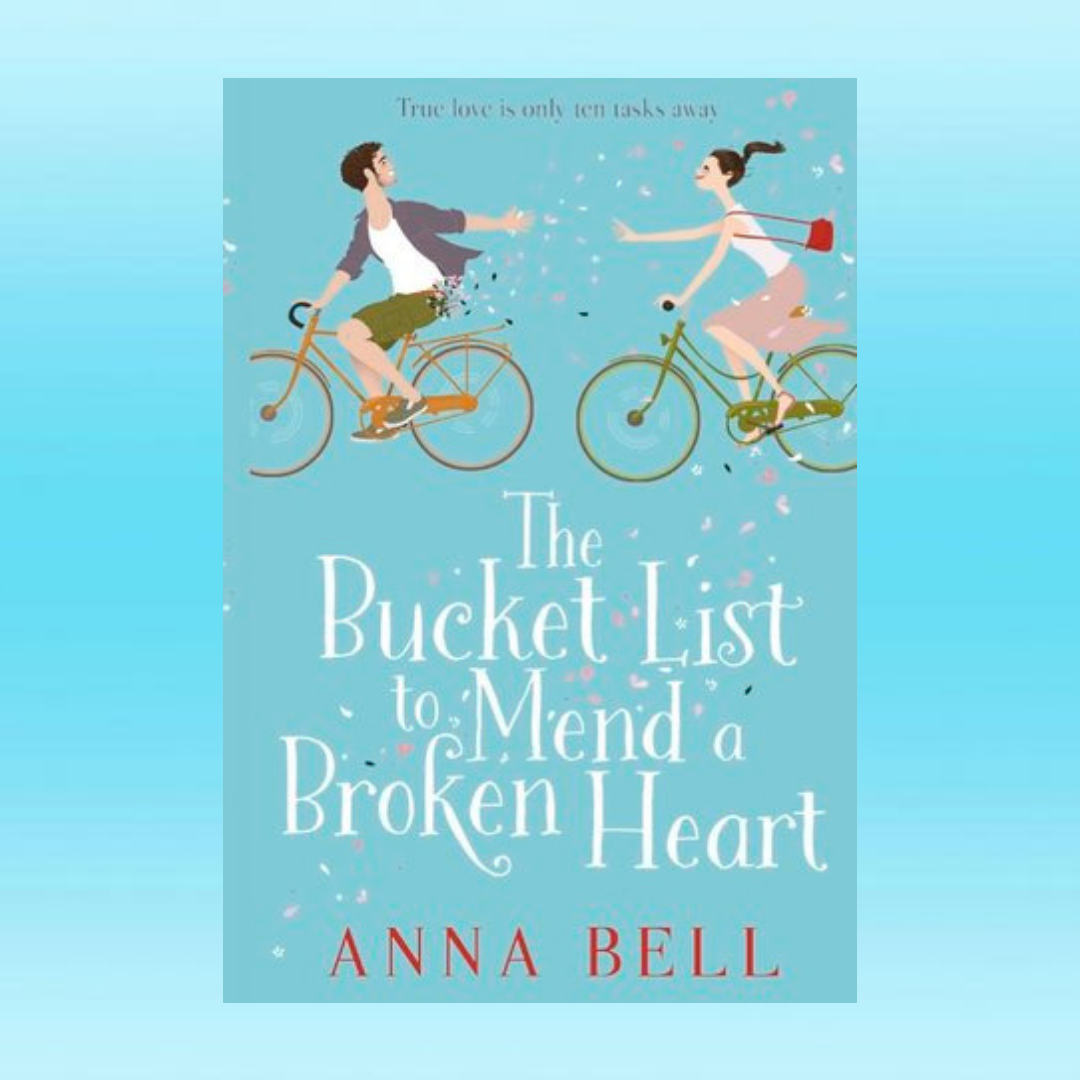 The Bucket List to Mend a Broken Heart | Favorite Books | Read and Review Vol. 2 featured by top New York lifestyle blog Live Laugh Linda