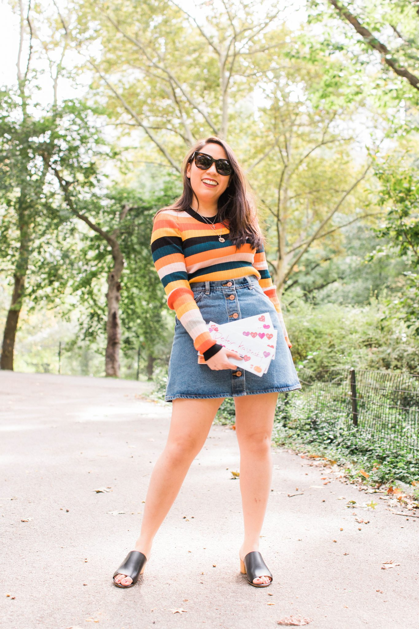 """""""To All The Boys I've Loved Before"""" Halloween Costume Idea For Under $75 featured by top New York fashion blog, Live Laugh Linda"""