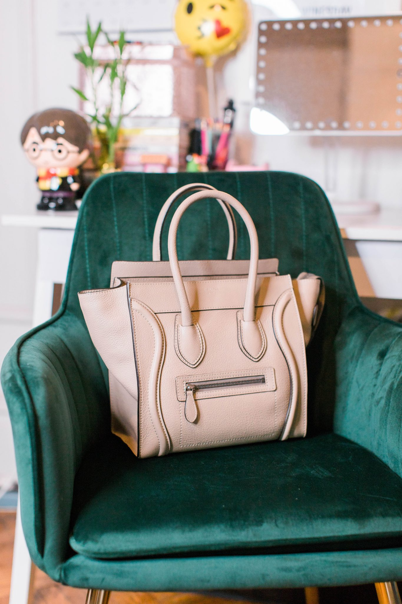 Luxury Accessories featured by US fashion blogger Live Laugh Linda