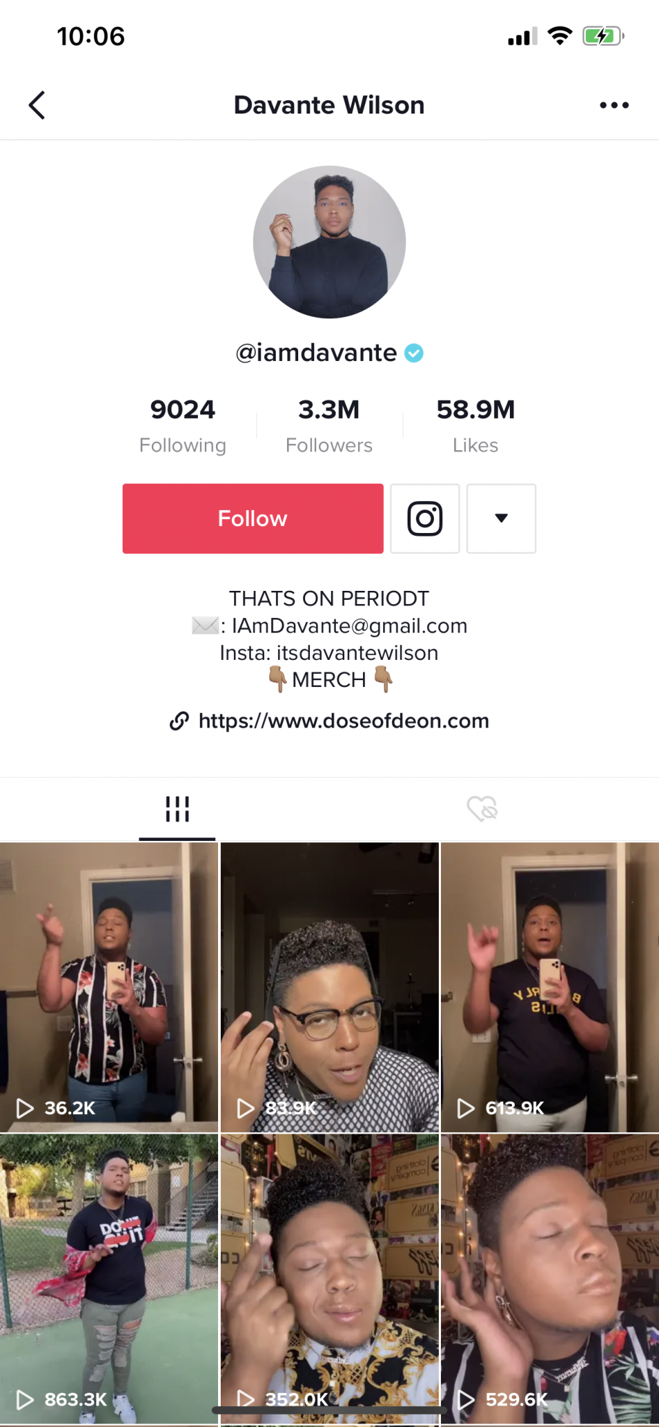 10 Black TikTok Creators You Should Be Following by popular NYC life and style blog, Live Laugh Linda
