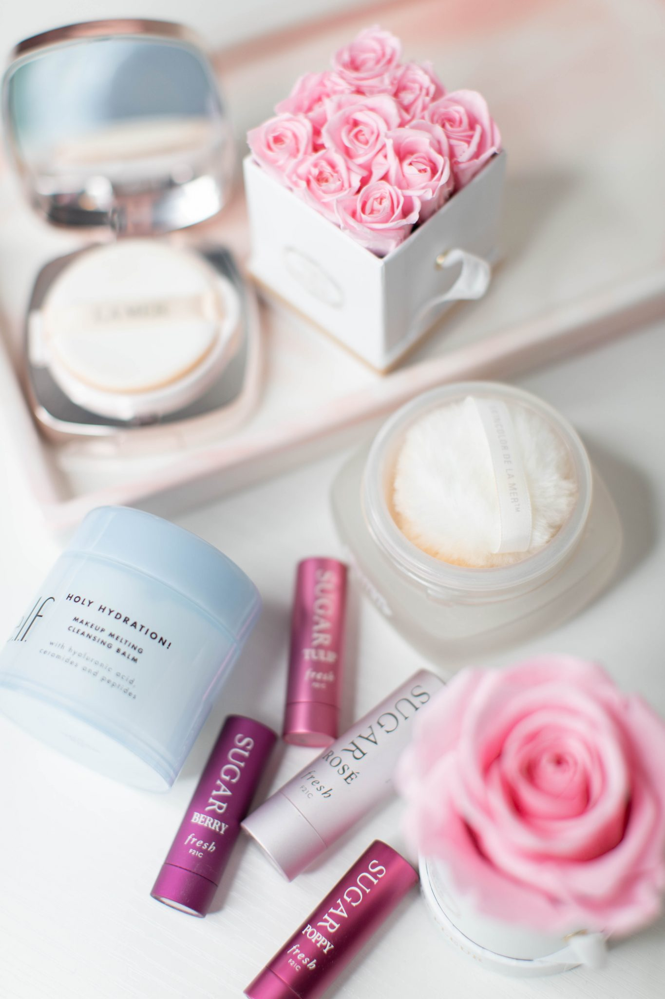 4 Beauty Products I'm Loving by Basically A Mess (photo of beauty products you need to buy now, la mer cushion foundation review, elf hydrating makeup remover review)