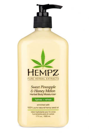 Hempz Sweet Pineapple & Honey Melon Moisturizing Skin Lotion