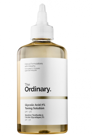 Glycolic Acid 7% Toning Solution